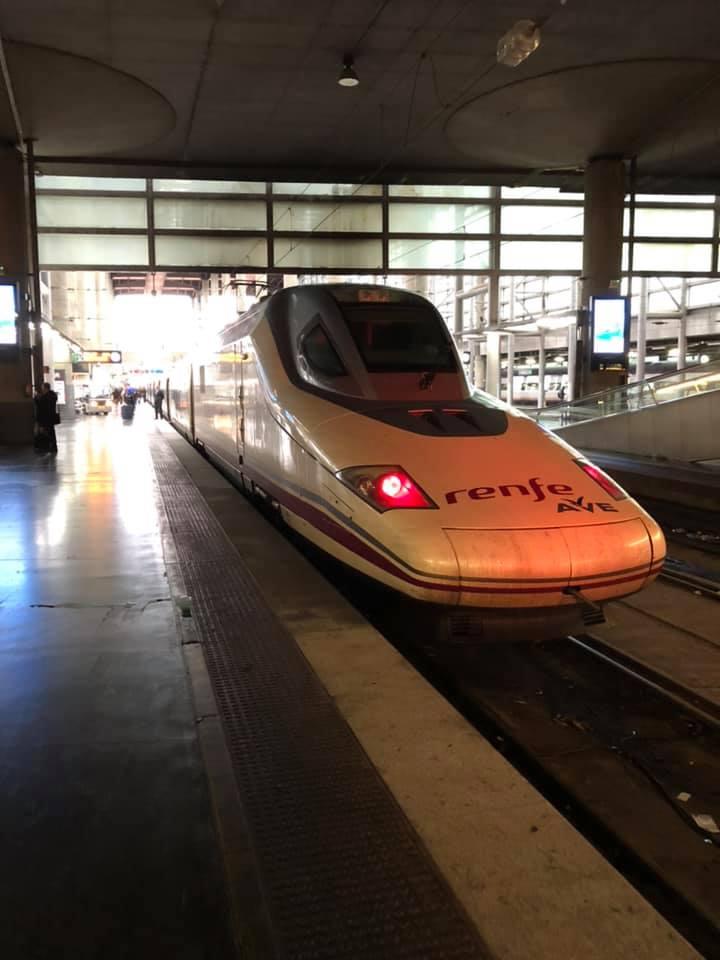 スペイン版新幹線