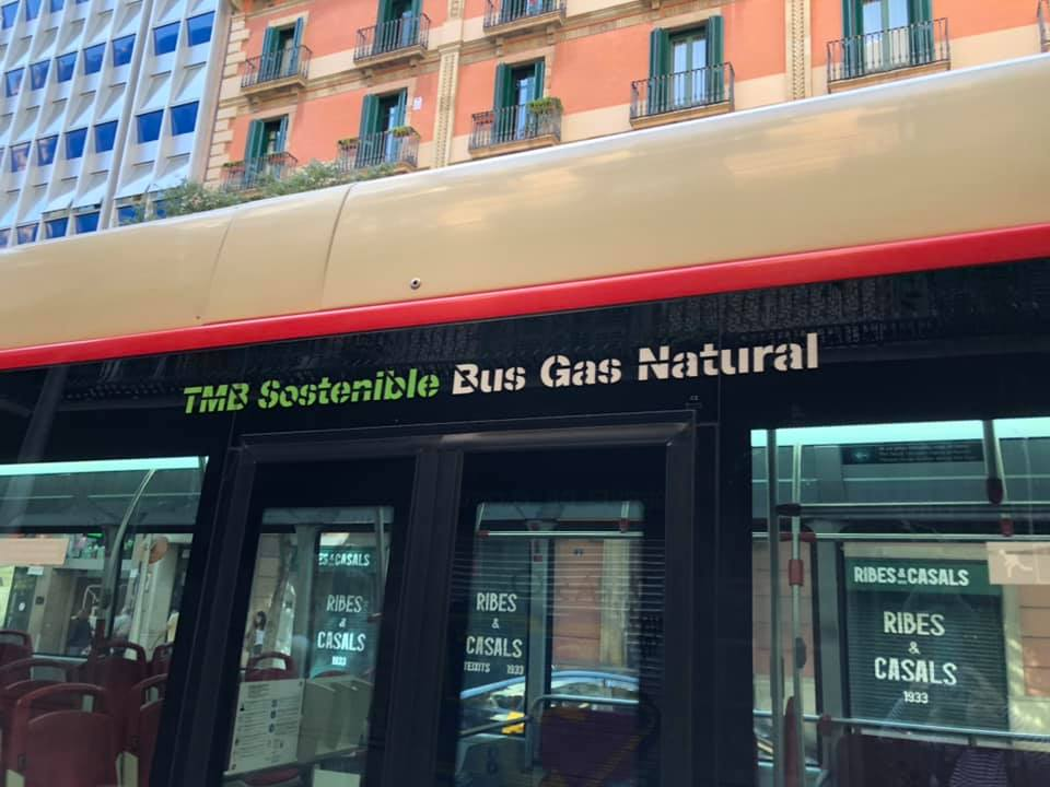 Bus Gas Natural