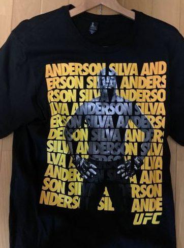 アンデウソン・シウバのTシャツ