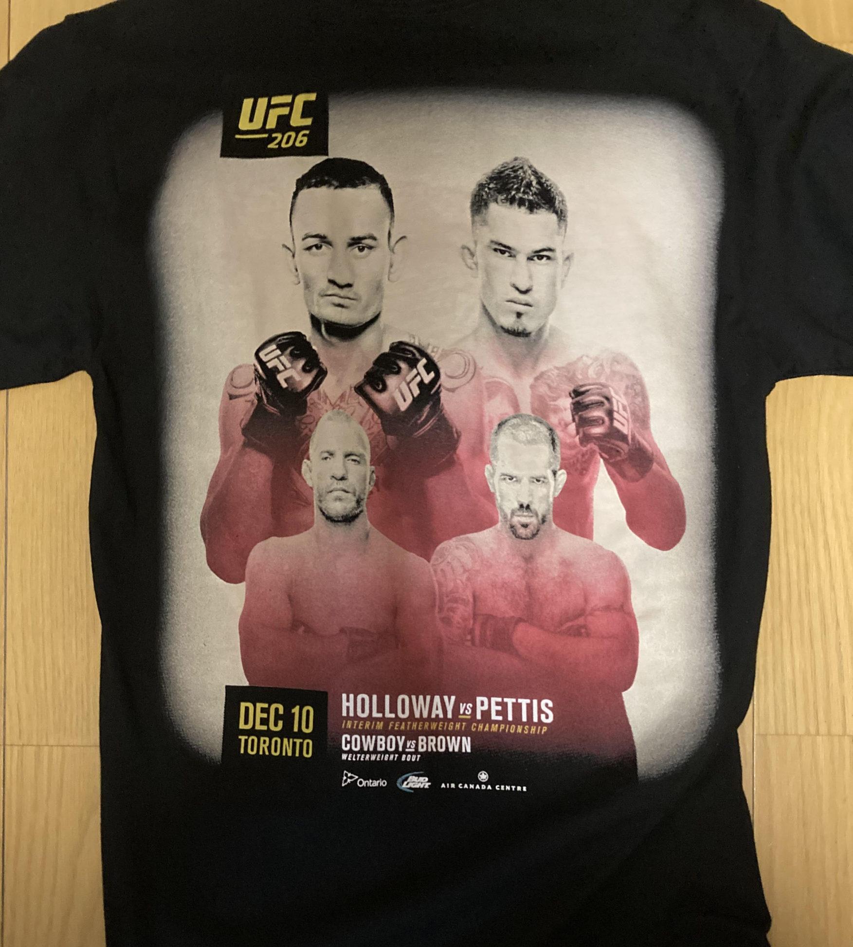 大会のTシャツ