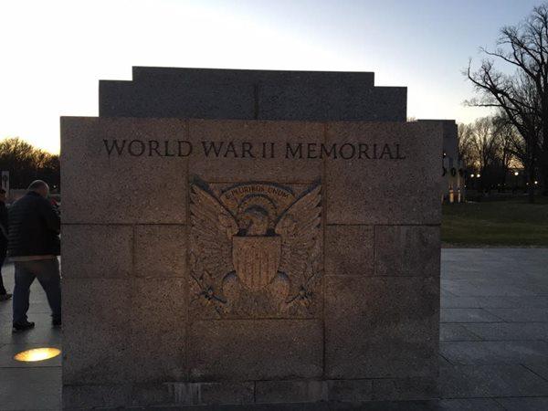 第二次世界大戦モニュメント