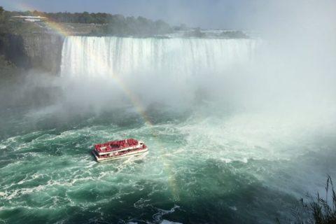 【動画音量注意!】ナイアガラの滝の話②
